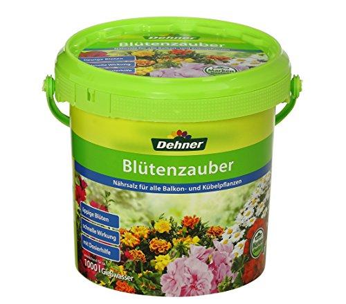 Dehner Blütenzauber Spezial-Dünger, 1 kg, für ca. 1.000 l