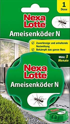 Nexa Lotte Ameisenköder N, Ameisen Ex, Ameisenfalle, Mittel zum Bekämpfen von Ameisen...