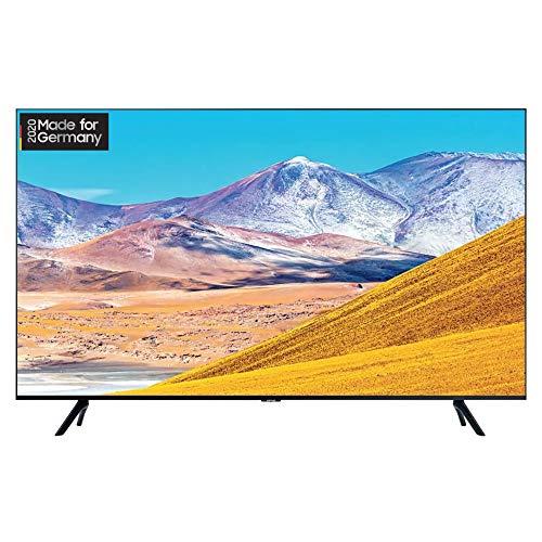 Samsung TU8079 138 cm (55 Zoll) LED Fernseher (Ultra HD, HDR10+, Triple Tuner, Smart TV)...