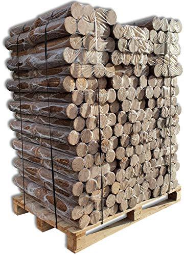 1000kg Premium Holzbriketts Nestro Hartholz Briketts aus Buche & Eiche Kamin Ofen Heiz...