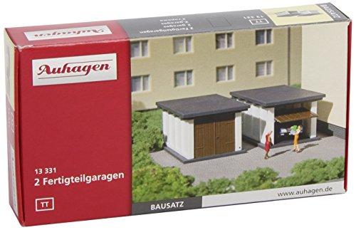 Auhagen 13331 - Fertigteilgaragen