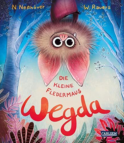 Die kleine Fledermaus Wegda: Ein Vorlesebuch für Kinder ab 4 mit kurzen...