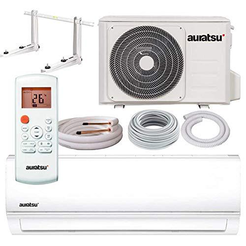 AURATSU AWX-24KTA Split Klimaanlage 7,0 kW 24000 BTU, für bis zu 110 qm, WiFi Ready...