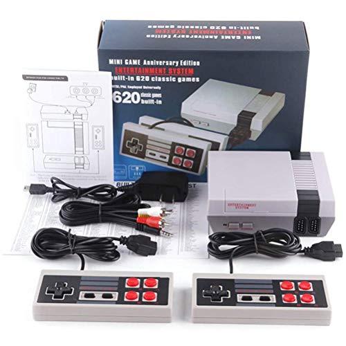 CZSMART Retro TV Spielekonsole,Classic Minispielkonsole Spielkonsolen für Kinder...