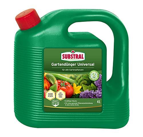 Substral Gartendünger Universal, Flüssigdünger für Blumen, Sträucher, Bäume, Beeren,...