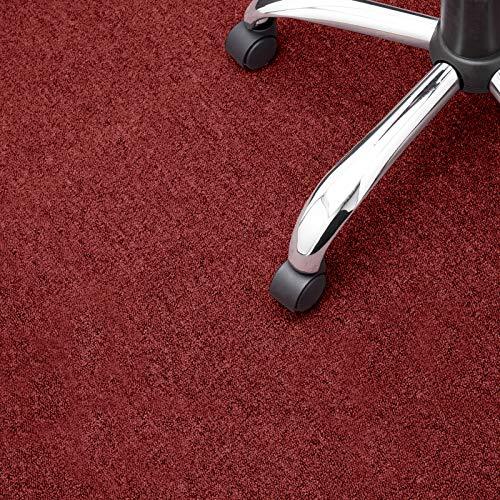 Floori® Nadelfilz Teppich, GUT-Siegel, Emissions- & geruchsfrei, wasserabweisend | Viele...