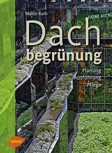 Dachbegrünung: Planung, Ausführung, Pflege