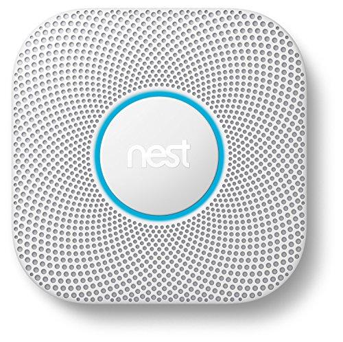 Nest Labs Nest Protect Kombi-Detektor Interkonnektabel Drahtlose Verbindung - Intelligente...