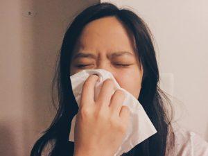Allergiker sollten auf allergiegerechte Gestaltung ihres Hauses achten.