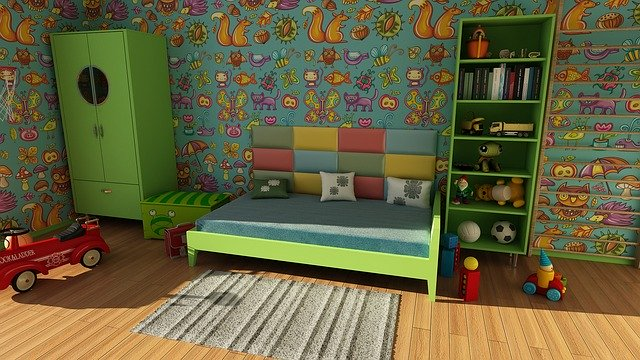 Bücherregal Kinderzimmer