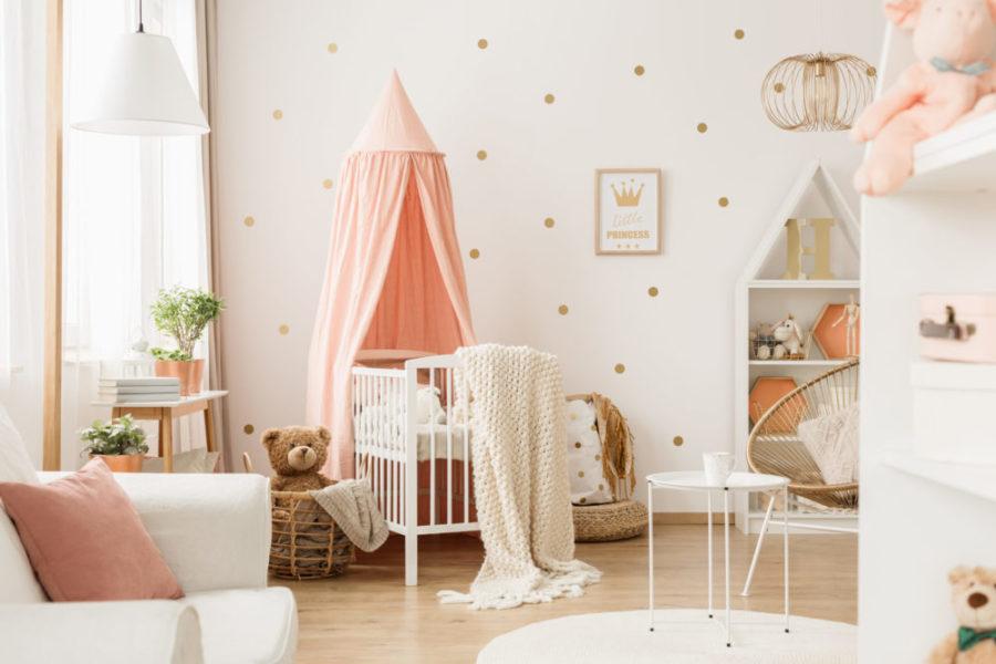 Babyzimmer einrichten scaled