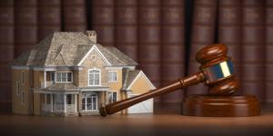 Bei einer Scheidung geht's oft auch um die gemeinsame Immobilie.