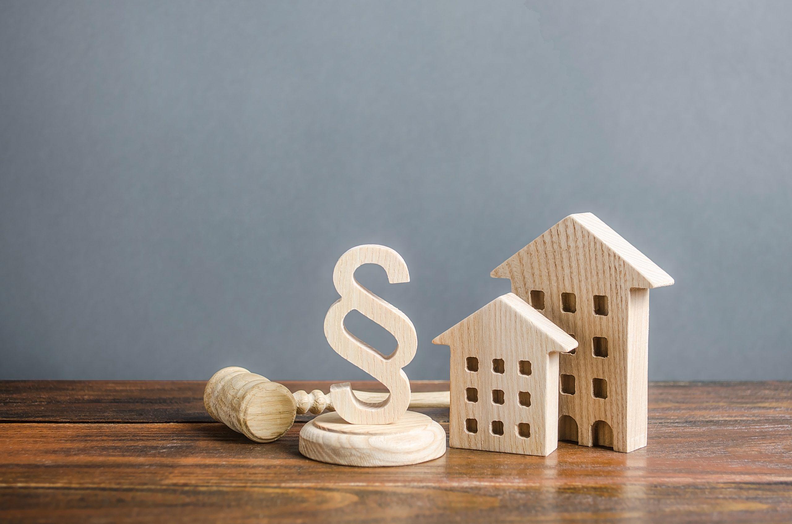 Beim Hausbau ist ein Bauantrag unerlässlich.
