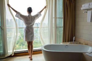 Das Badezimmer und die Sanitäranlagen sind oft so individuell wie der Mensch selbst. Foto: tdyuvbanova via Twenty20