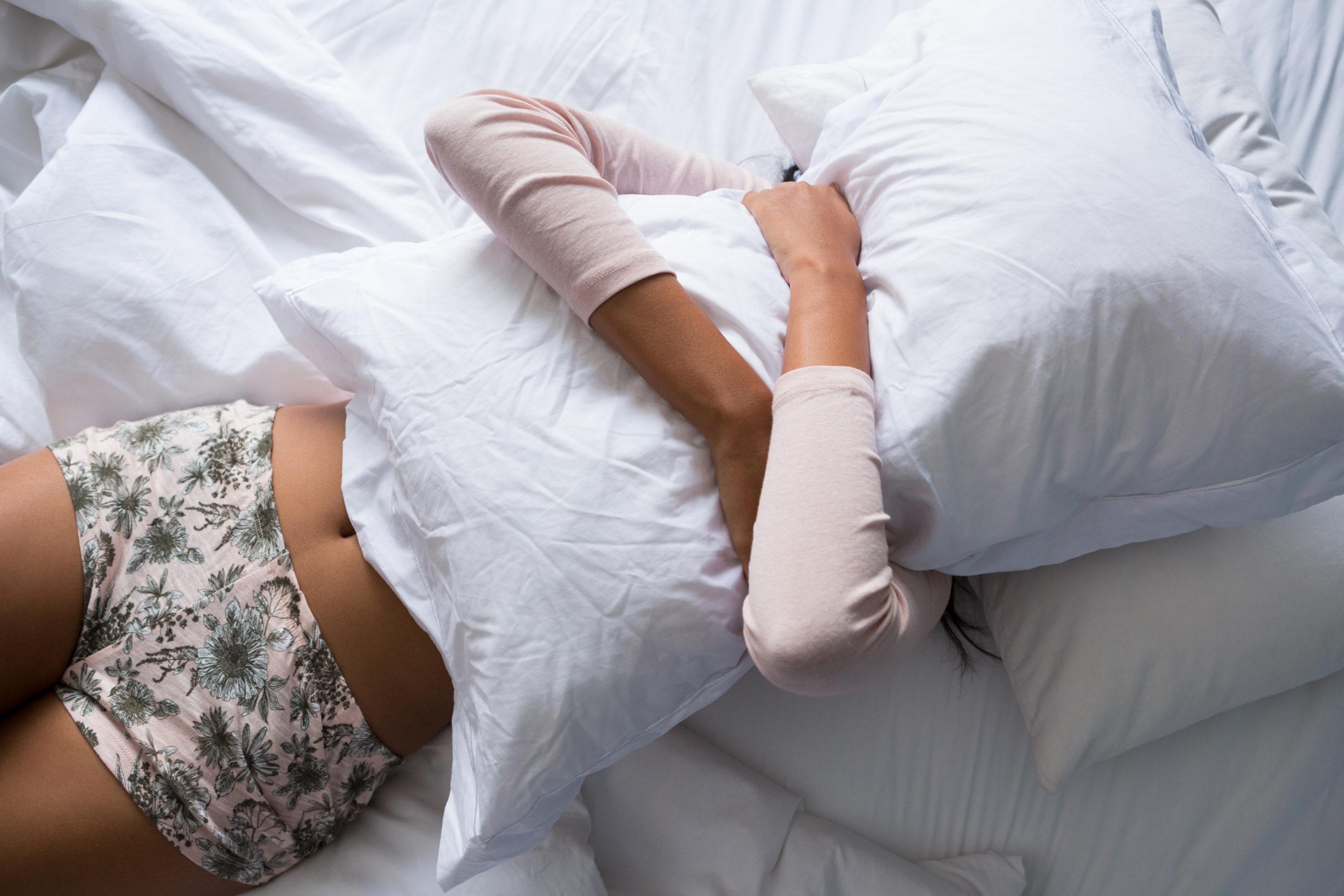 Dem Zirbenkissen wird eine wohltuende Wirkung auf den menschlichen Schlaf nachgesagt.