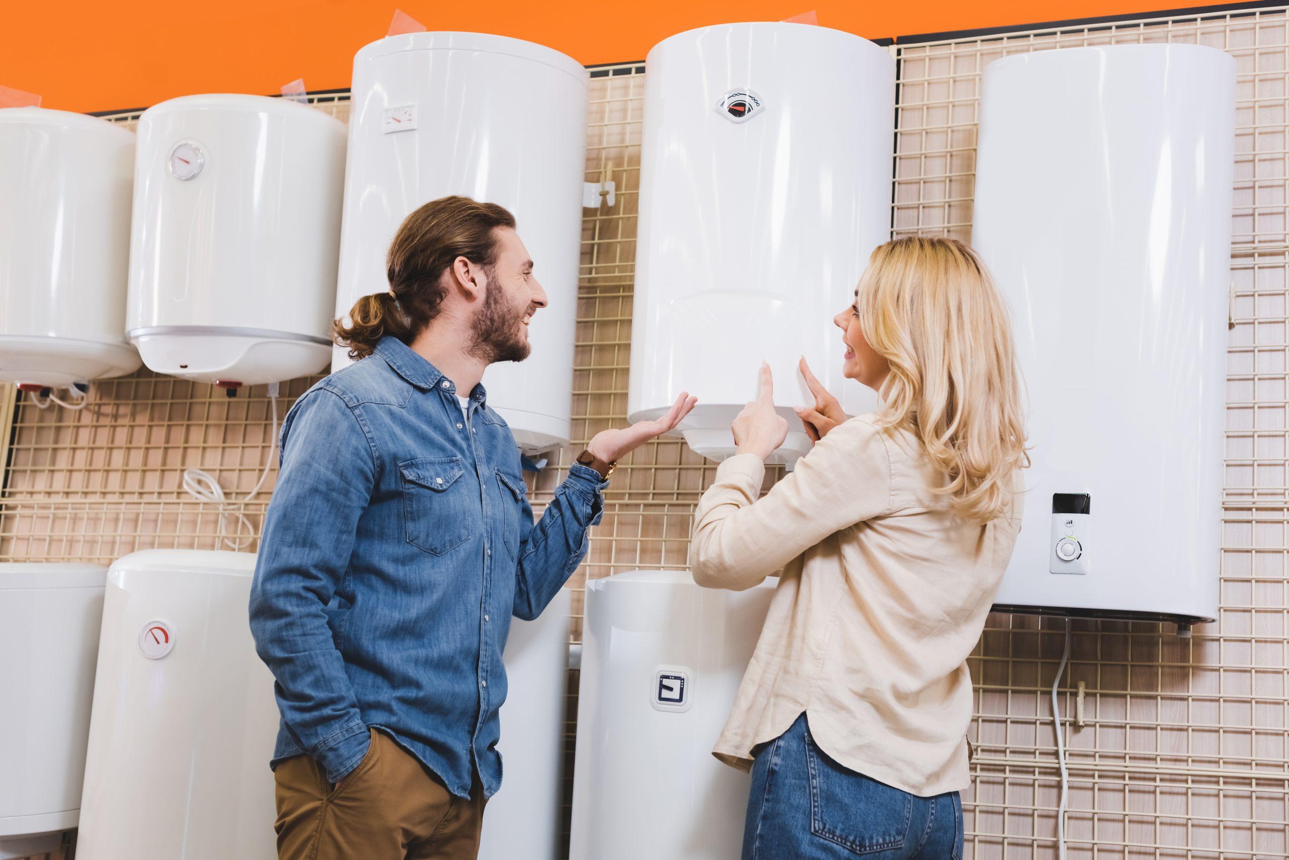 Ein Durchlauferhitzer gehört zu den wichtigsten Geräten in einer Küche.