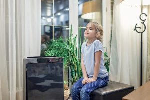 Ein gutes Raumklima kann der Gesundheit der Hausbewohner förderlich sein. Foto photomasha_symchych via Twenty20
