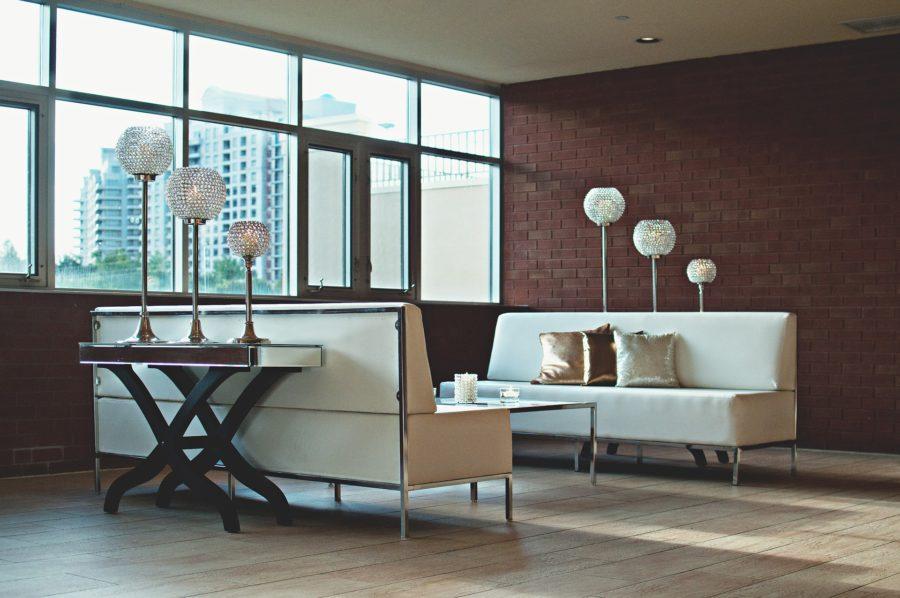 Es gibt tolles Idee, eine Wohnung richtg schick zu gestalten.
