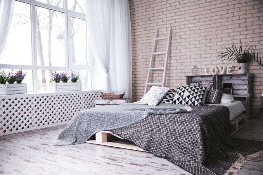 Es gibt viele tolle Ideen für die Schlafzimmergestaltung
