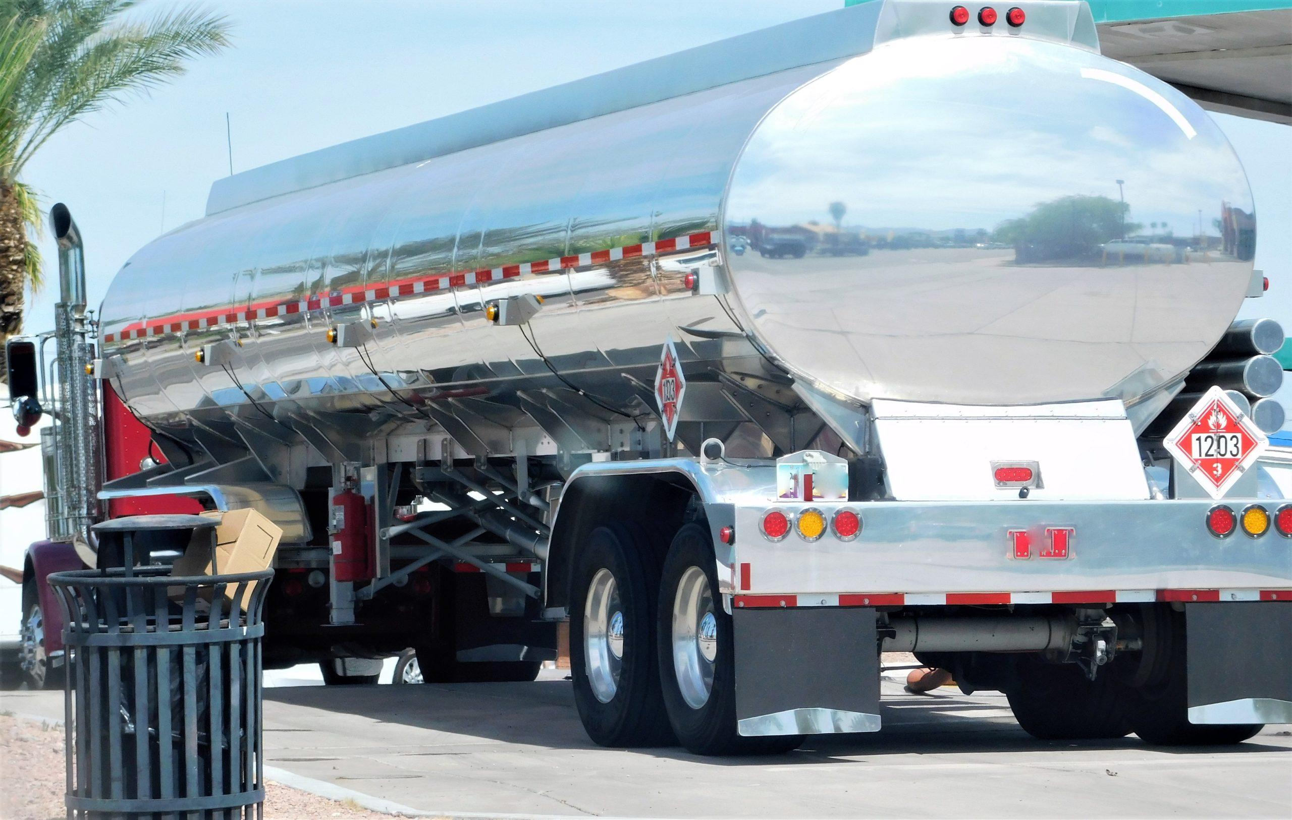 Flüssiggas wird als Brennstoff zunehmend beliebt.