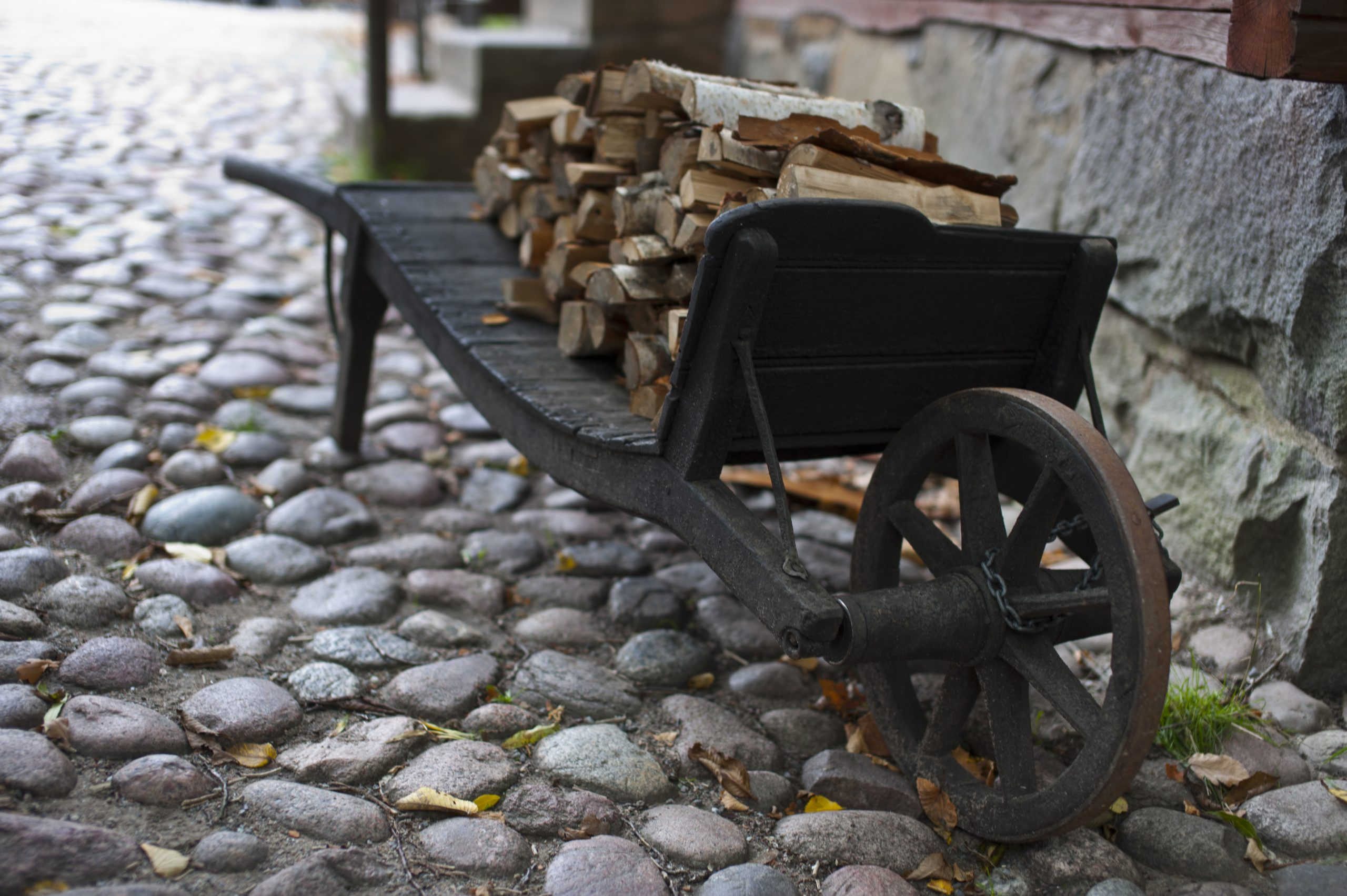 Heizen mit Holz erfreut sich auch in Deutschland zunehmender Beliebtheit.