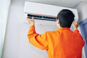 Legionellen fühlen sich in Klimaanlagen sehr wohl.