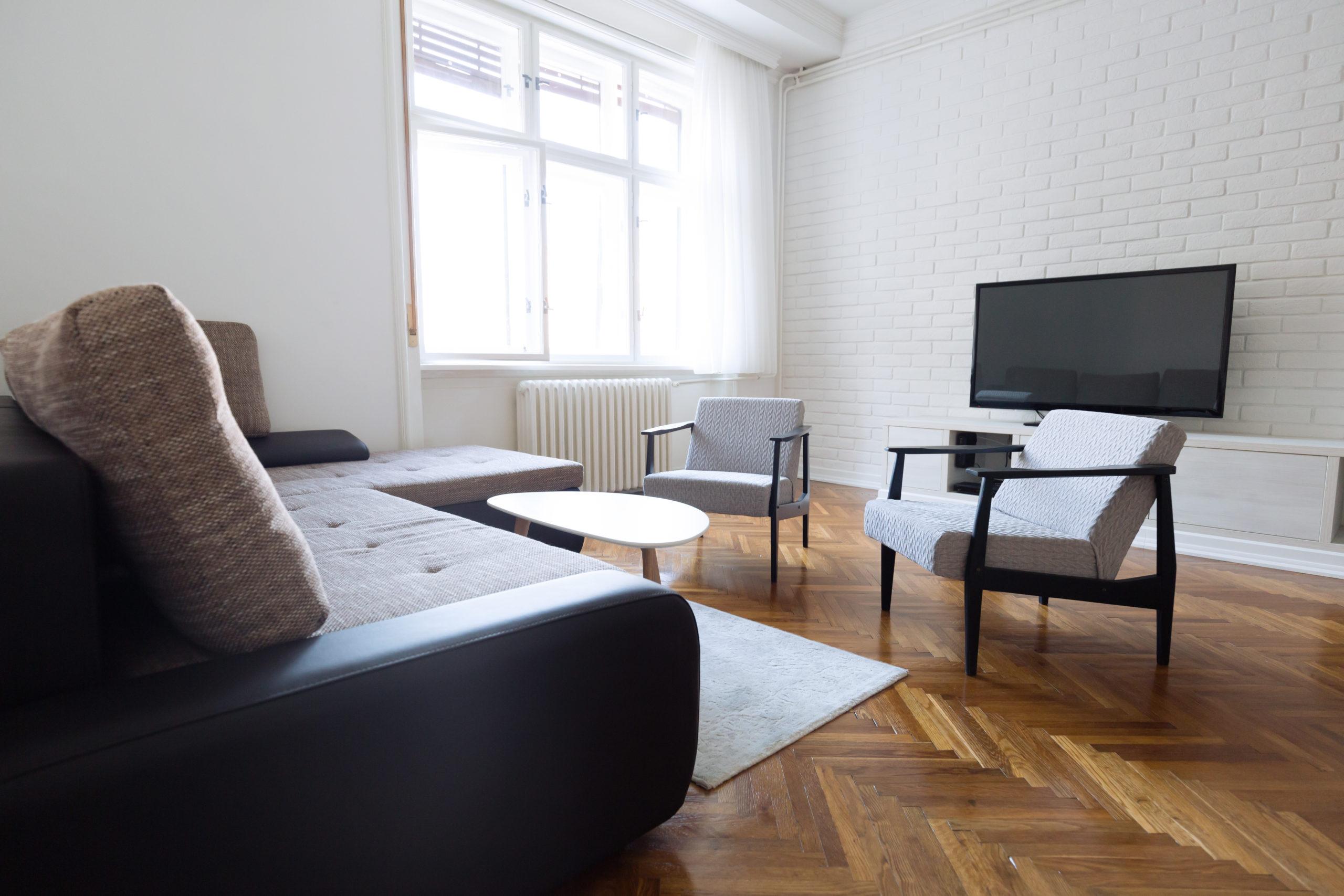 Manchmal kann der Möbelkauf auf Raten günstig sein.