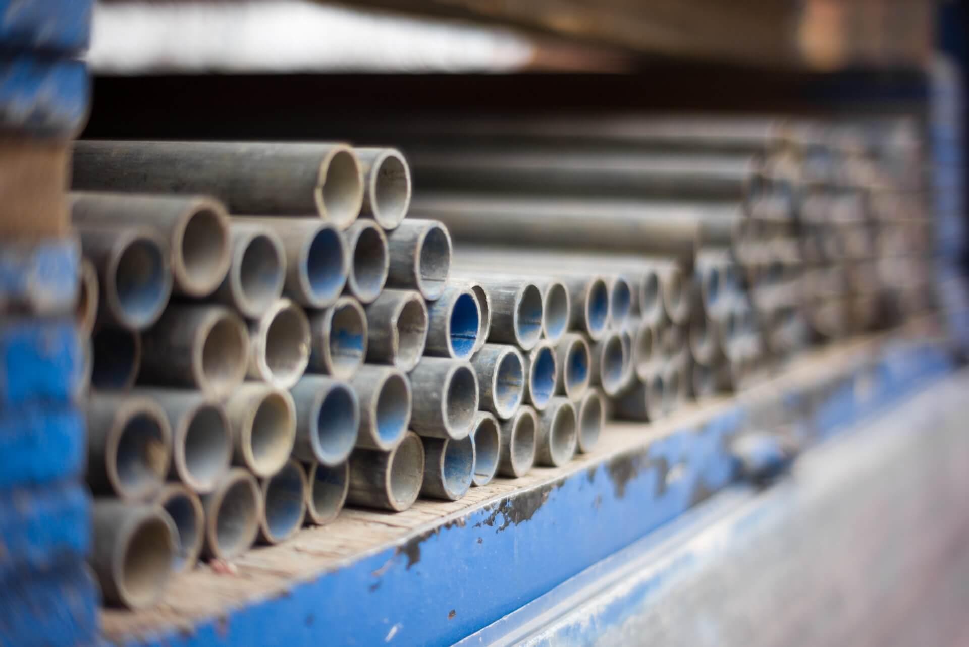 Moderne Rohrkonstruktionen sind insbesondere bei Modernisierungen und Sanierungen sinnvoll und kostensparend.