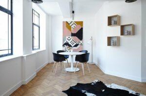 Schicke und individuelle Wohnungseinrichtung