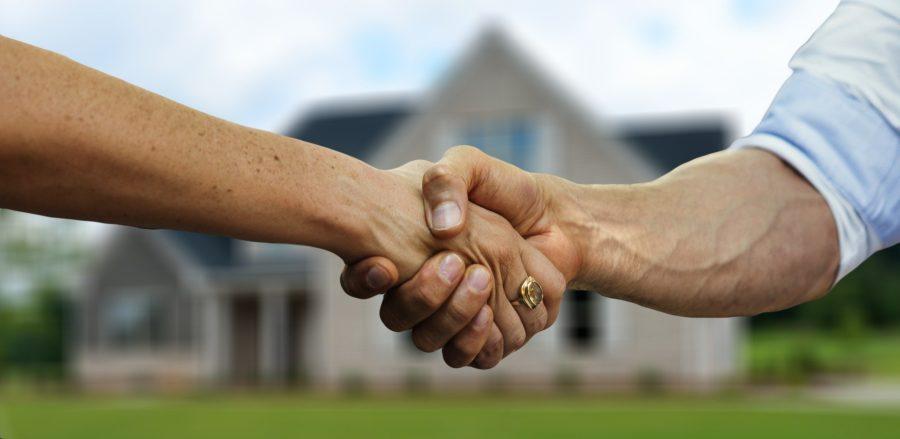 So schaut der Arbeitsalltag eines Immobilienmaklers aus, bis der Immobilienkauf perfekt ist.