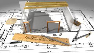 Wer sein Haus selber planen möchte, sollte ein spezielle Software einsetzen.