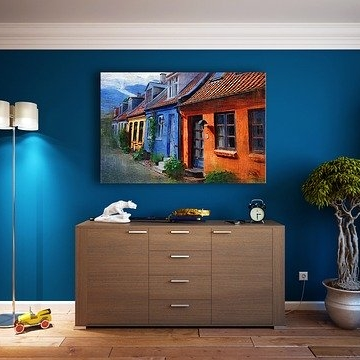 Wohnung einrichten: Die Kunst steckt im Detail