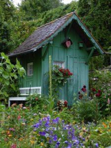 Gartenhaus 3x3 kaufen