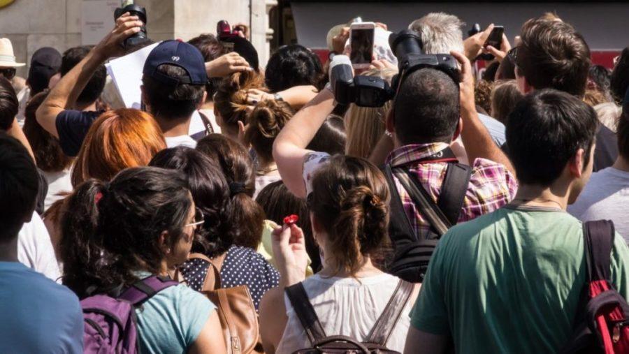 wub Menschenmenge