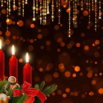 Zahlt die Hausratversicherung, wenn der Weihnachtsbaum brennt?