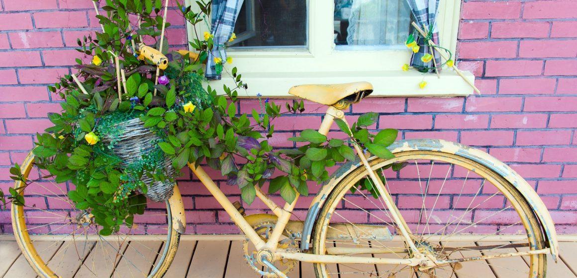Mietvertrag: Fahrräder vom Hof